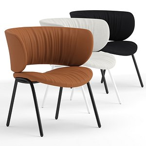 chair viccarbe 3D
