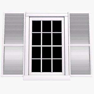 window 3D