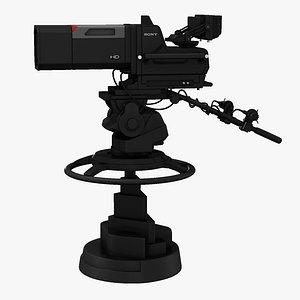 sony studio hdc-4300 camera obj