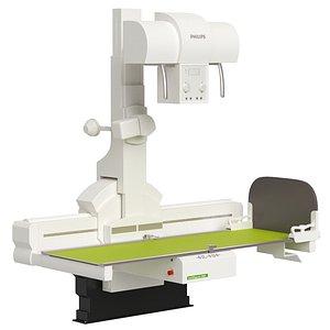 Philips CombiDiagnost R90 3D model