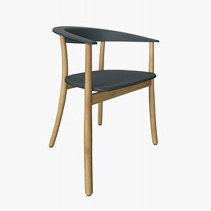 3D Belle Chair