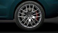 Maserati Levante GranLusso 2020 wheel