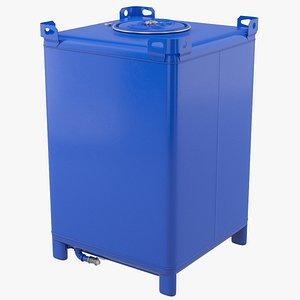 ibc container 3D
