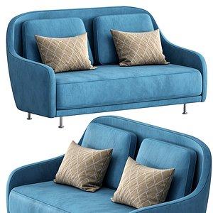 sofa audrey 3D model