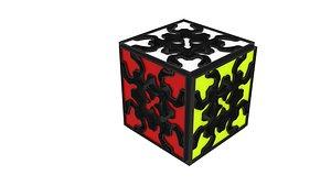 gear cube model