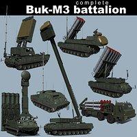 SA-17 Buk-M3 Viking battalion