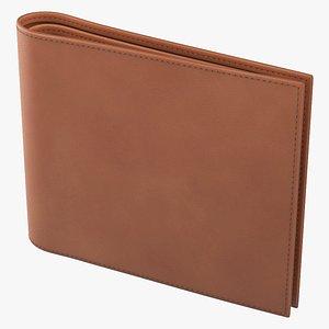 Wallet Folded model