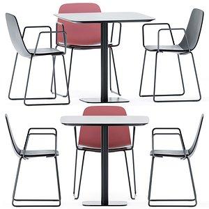 Table Doll 750 by Billiani model