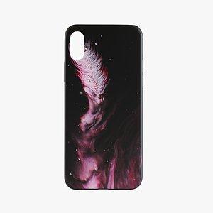 3D iPhone XS Max Case 9 model
