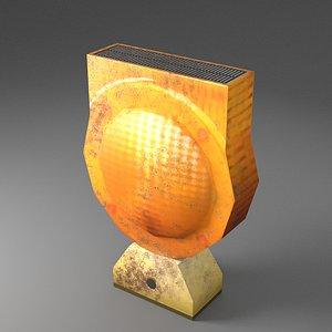 3D HazardLight