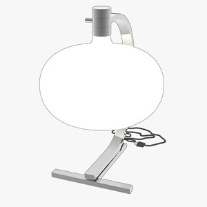 3D cassina as1c lamp