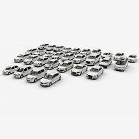 Complete Vehicle Pack EA