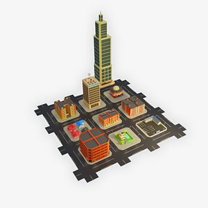 city assets model
