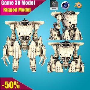 mech 3D