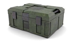 case storage 3D model