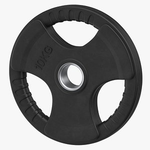3D weight plate 10 kg