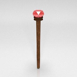 magic wand model
