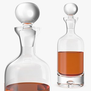 direction decanter whiskey glass model