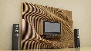 parametric tv 3D