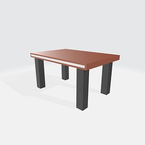 easy-table 3D model