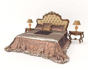 3D bed european