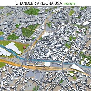 Charleroi Belgium 3D model