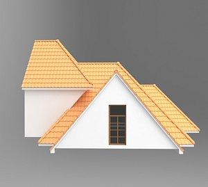 3D Realistic Roof Shingles 13