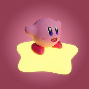 Kirby Sculpture - 3D PRINT MODEL model