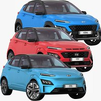 Hyundai Kona 2021 Collection