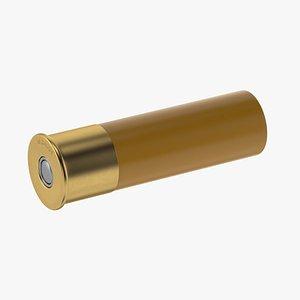 bullet ammo 3D model