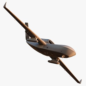 3D unmanned tanker drone