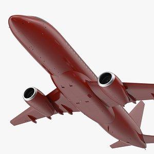 Regional Jet Flight 3D model
