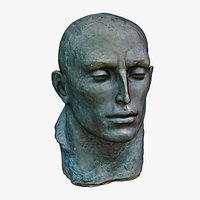 Bronze Head Bust