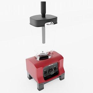 Commercial Blender model