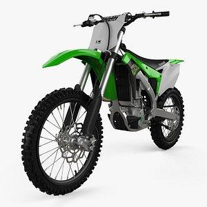 3D kawasaki kx 250