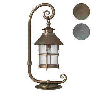 outdoor lamp 3D model