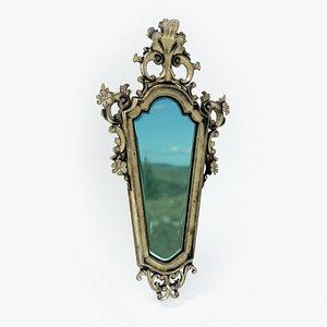 3D mirror old