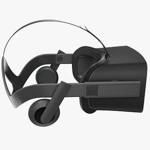Oculus VR Goggles Headset 3D model
