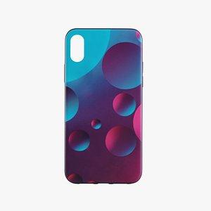 iPhone XR Case 5 3D model