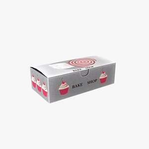 See Through Product Box 3D model