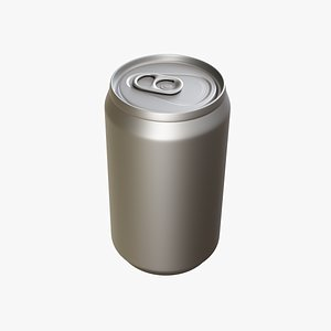 3D Soda Can 3