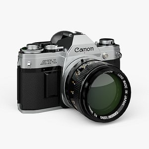Canon AT-1 model