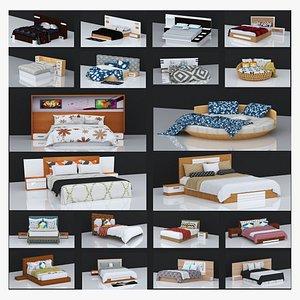20 BEDS VOLUME - 1,2 3D