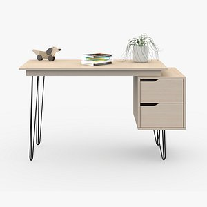 3D Desk in home D11