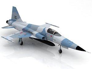 Northrop F-5E Tiger V06 model