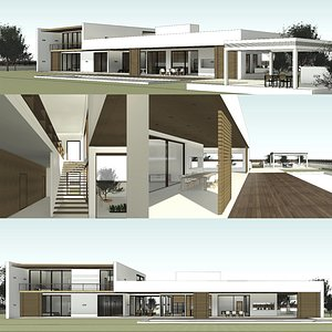 3D private residence