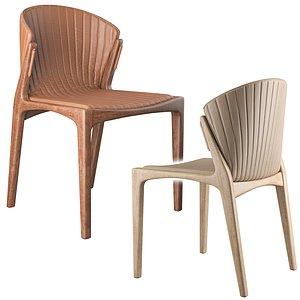 Luisa Chair By Estudiobola 3D