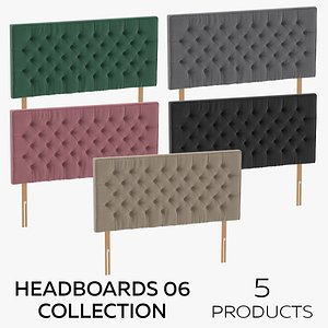 3D Headboards 06 Collection