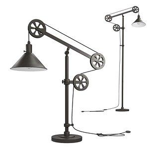 carlisle lamp 2 model