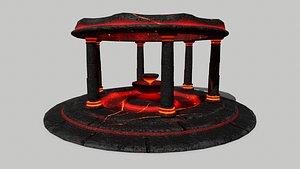 pillar set 3D